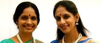 carnatic music sister duo